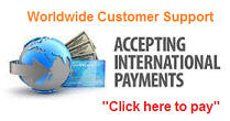 We Accept Worldwide IT Support Payments